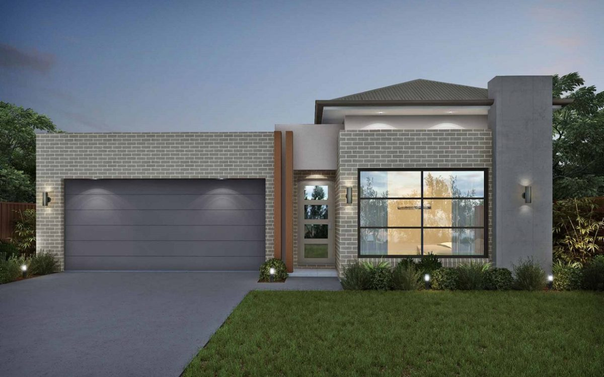Meridian Homes Blue Gum MKI
