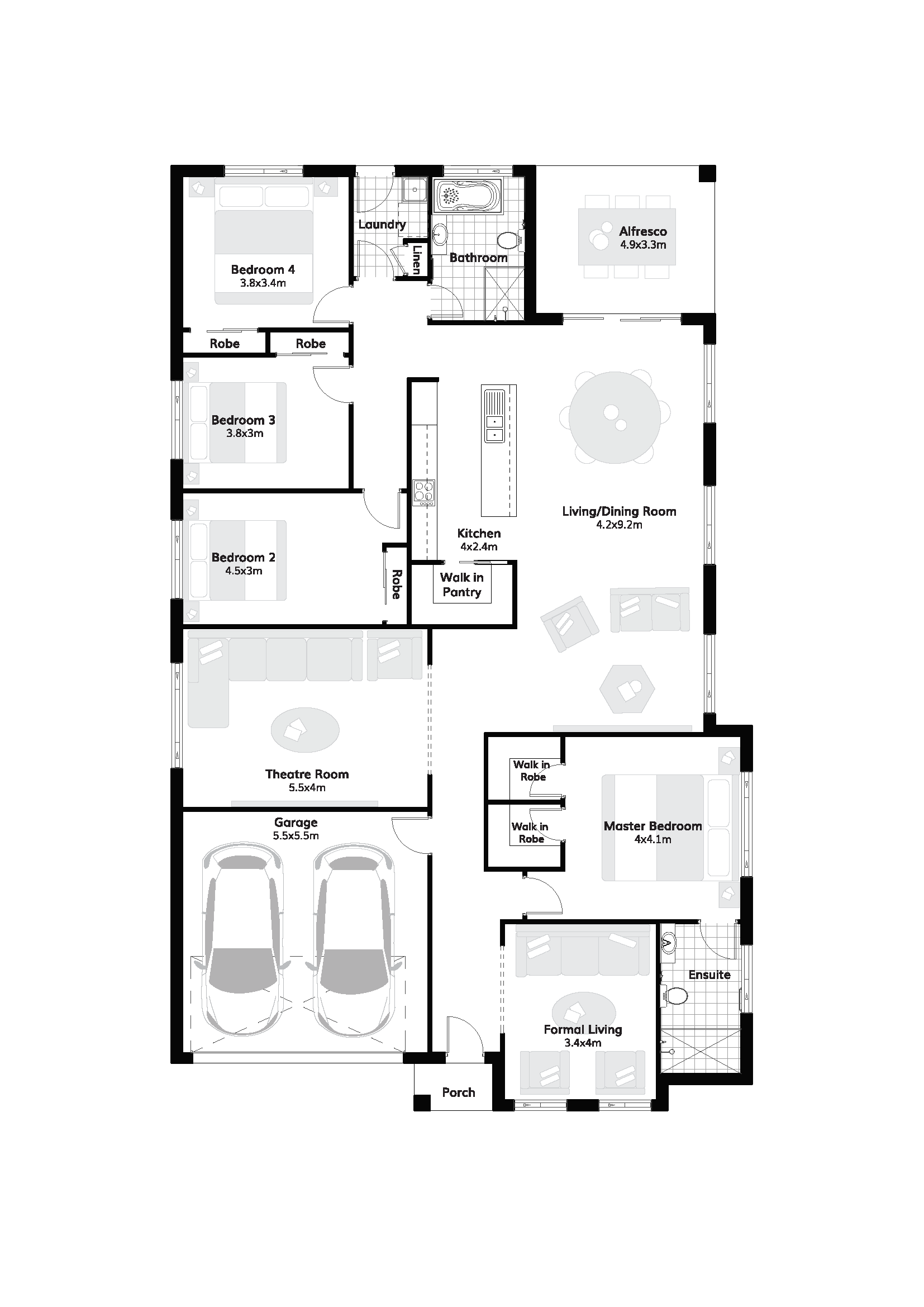 Preston 29 floor plan