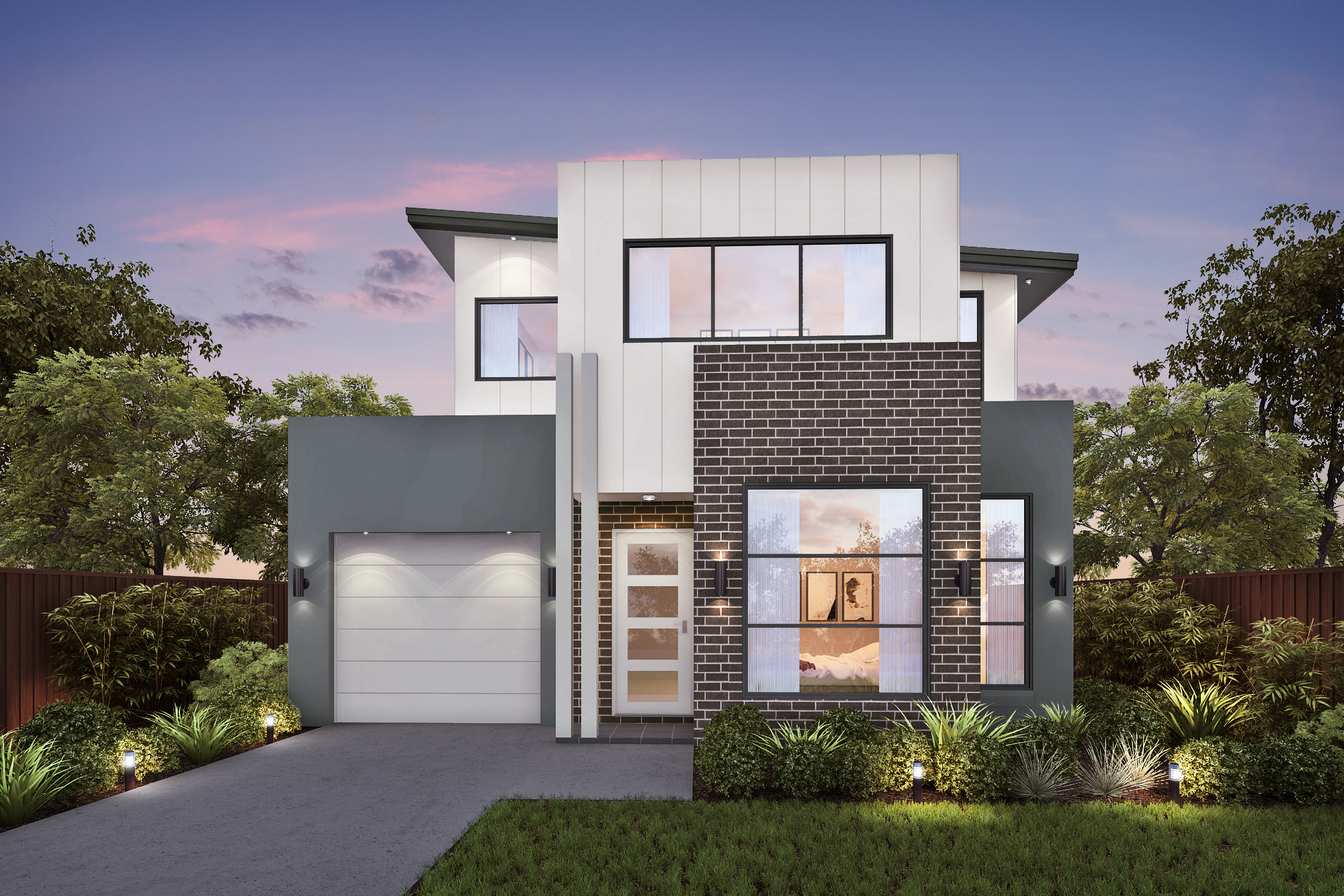 2 storey beautiful house in new south wales